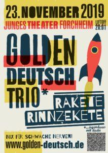 Das Plakat. Design: Olli Lotz